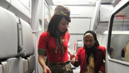 Những lưu ý đối với người già khi đi máy bay?