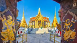 Phá đảo mùa hè ở Bangkok