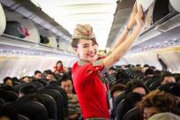 Phí đổi vé máy bay Vietjet Air