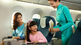 [Quan trọng] Thủ tục cho trẻ em đi máy bay Vietnam Airlines