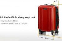 Quy định hành lý của hãng Jetstar Pacific