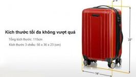 Quy định hành lý và giá hành lý của hãng Jetstar Pacific