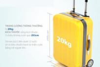 Quy định hành lý của hãng Vietjet Air