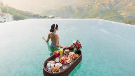 Review khách sạn Bamboo Sapa – trải nghiệm bể bơi vô cực chạm mây duy nhất Sapa