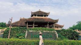 Review nghỉ dưỡng khách sạn Emeralda Ninh Bình – làng quê yên bình giữa lòng cố đô