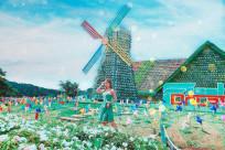 Review siêu chi tiết khu du lịch Fresh Đà Lạt