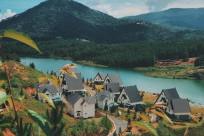 REVIEW top 10 resort Đà Lạt đẹp sang chảnh