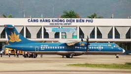 Sân bay Điện Biên Phủ (Điện Biên) cách trung tâm bao xa? Cách di chuyển từ sân bay đến trung tâm