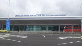 Sân bay Phú Bài (Huế) cách trung tâm bao xa? Cách di chuyển từ sân bay đến trung tâm