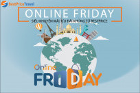 SẴN SÀNG SĂN SALE OLINE FRIDAY TẠI BEST PRICE
