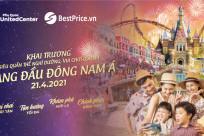 """Siêu ưu đãi nhân dịp khai trương """"thành phố không ngủ đầu tiên tại Việt Nam"""" Phú Quốc United Center"""