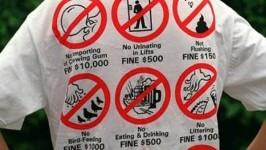 Singapore và những luật cấm không phải ai cũng biết