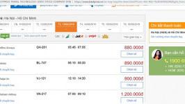 So sánh vé máy bay của các hãng hàng không nội địa Việt Nam có gì khác biệt?