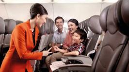 Sự khác nhau của các hạng vé máy bay Jetstar Pacific