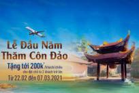 [TẶNG TỚI 200K] Chào Xuân: Lễ Đầu Năm - Thăm Côn Đảo cùng Bamboo Airways