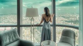 """Tất tần tật kinh nghiệm """"nghỉ dưỡng trên mây"""" tại Vinpearl Luxury Landmark 81"""