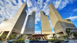Thành phố phong thủy nổi tiếng thế giới - Suntec City