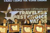 (Thanhnien.vn) Công ty Du lịch BestPrice được vinh danh trong chương trình Travelers' Best Choice Awards
