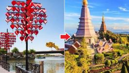Thời gian bay từ Đà Nẵng đến Chiang Mai mất bao lâu?