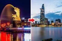 Thời gian bay từ Đà Nẵng đến Hồ Chí Minh mất bao lâu?