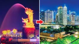 Thời gian bay từ Đà Nẵng đến Manila mất bao lâu?