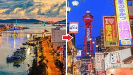 Thời gian bay từ Đà Nẵng đến Osaka mất bao lâu?