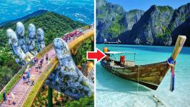 Thời gian bay từ Đà Nẵng đến Phuket mất bao lâu?