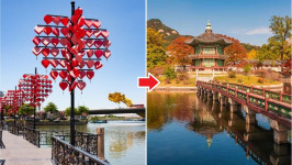 Thời gian bay từ Đà Nẵng đến Seoul mất bao lâu?