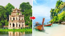 Thời gian bay từ Hà Nội đến Phuket mất bao lâu?