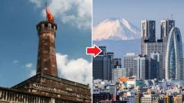 Thời gian bay từ Hà Nội đến Tokyo Narita mất bao lâu?