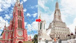 Thời gian bay từ Hồ Chí Minh đến Bangkok mất bao lâu?
