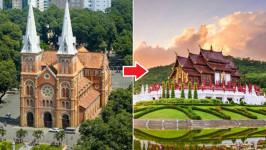 Thời gian bay từ Hồ Chí Minh đến Chiang Mai mất bao lâu?