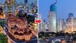 Thời gian bay từ Hồ Chí Minh đến Jakarta mất bao lâu?