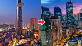 Thời gian bay từ Hồ Chí Minh đến Manila mất bao lâu?