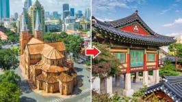 Thời gian bay từ Hồ Chí Minh đến Seoul mất bao lâu?