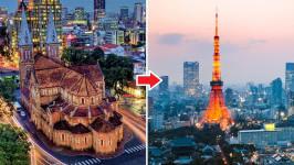 Thời gian bay từ Hồ Chí Minh đến Tokyo Narita mất bao lâu?