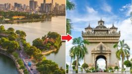 Thời gian bay từ Hồ Chí Minh đến Viên mất bao lâu?