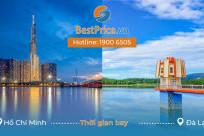 Thời gian bay từ Hồ Chí Minh đi Đà Lạt mất bao lâu?