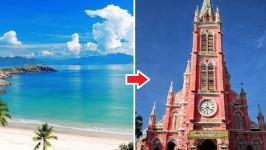 Thời gian bay từ Nha Trang đến Hồ Chí Minh mất bao lâu?