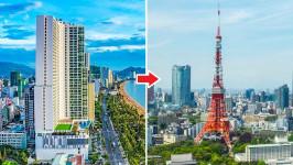Thời gian bay từ Nha Trang đến Tokyo Haneda mất bao lâu?