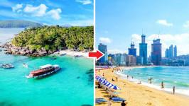 Thời gian bay từ Phú Quốc đến Busan mất bao lâu?