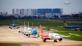 Thông báo mở lại đường bay nội địa của các hãng hàng không