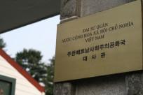 Thông tin liên hệ của Đại sứ quán Việt Nam tại Hàn Quốc?
