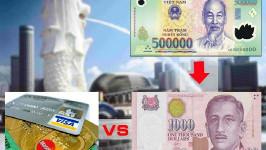 Tiền tệ ở Singapore và cách đổi tiền siêu chi tiết và hữu ích