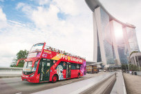 Singapore có những phương tiện di chuyển nào?