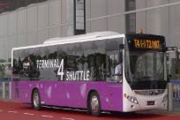 Tôi muốn di chuyển từ sân bay Changi Singapore về trung tâm thành phố thì đi bằng phương tiện gì?