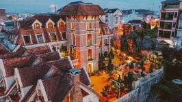 Top 10 khách sạn gần chợ đêm Đà Lạt được yêu thích nhất