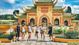 Top 10 khu du lịch gần Sài Gòn vừa rẻ, vừa đẹp