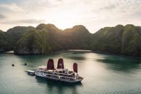 Top 5 du thuyền Cát Bà nổi tiếng nhất