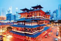 Top 5 ngôi chùa nổi tiếng tại Singapore